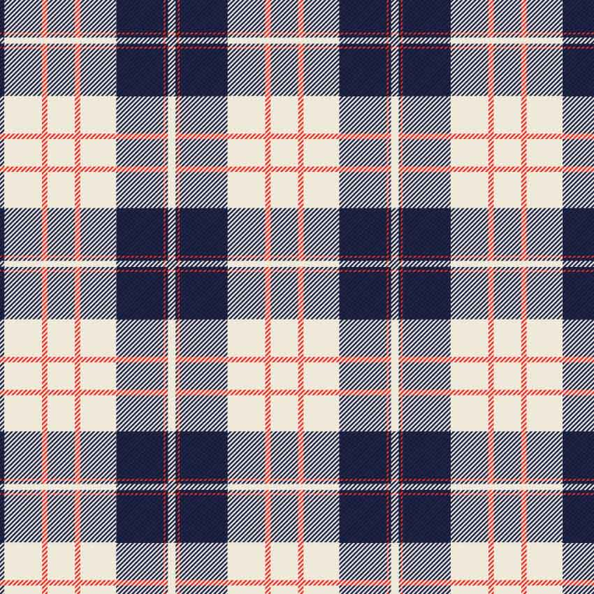 Checkered pattern IX